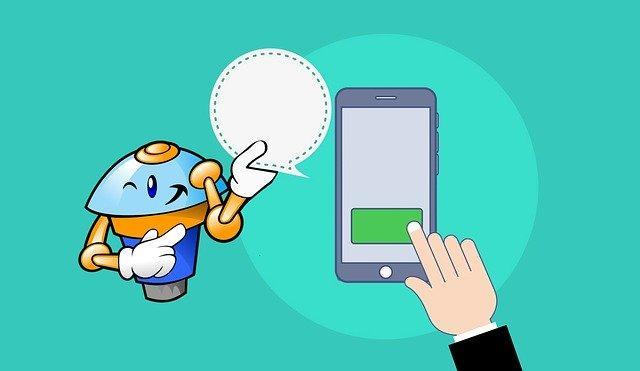 chatbot 3936760 640 - רובוט עושה את זה יותר טוב מאדם: למה אוטומציה מצוינת לעסקים?